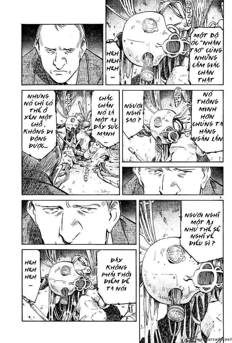 Pluto chapter 15 trang 5