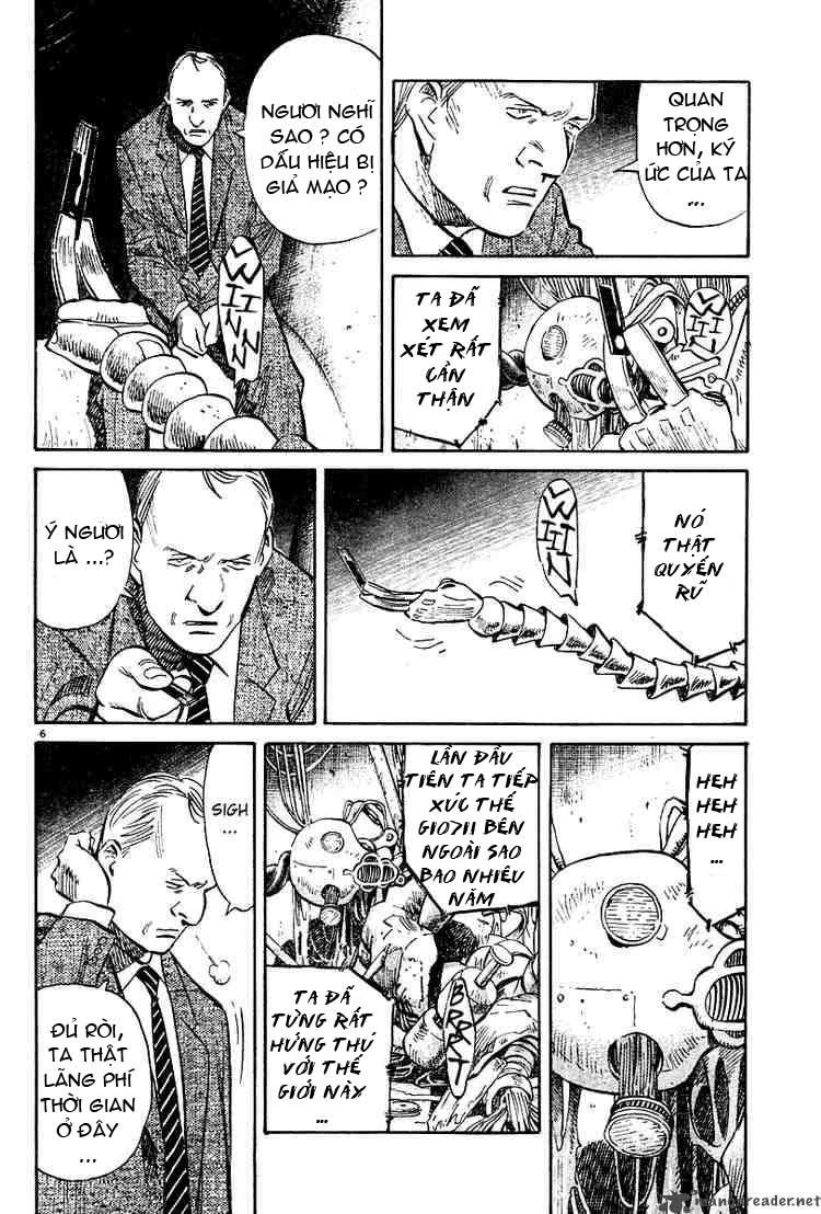 Pluto chapter 15 trang 6