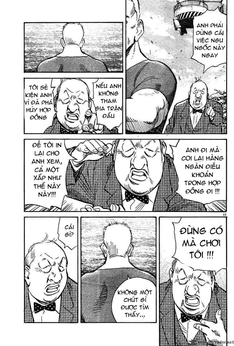 Pluto chapter 15 trang 11