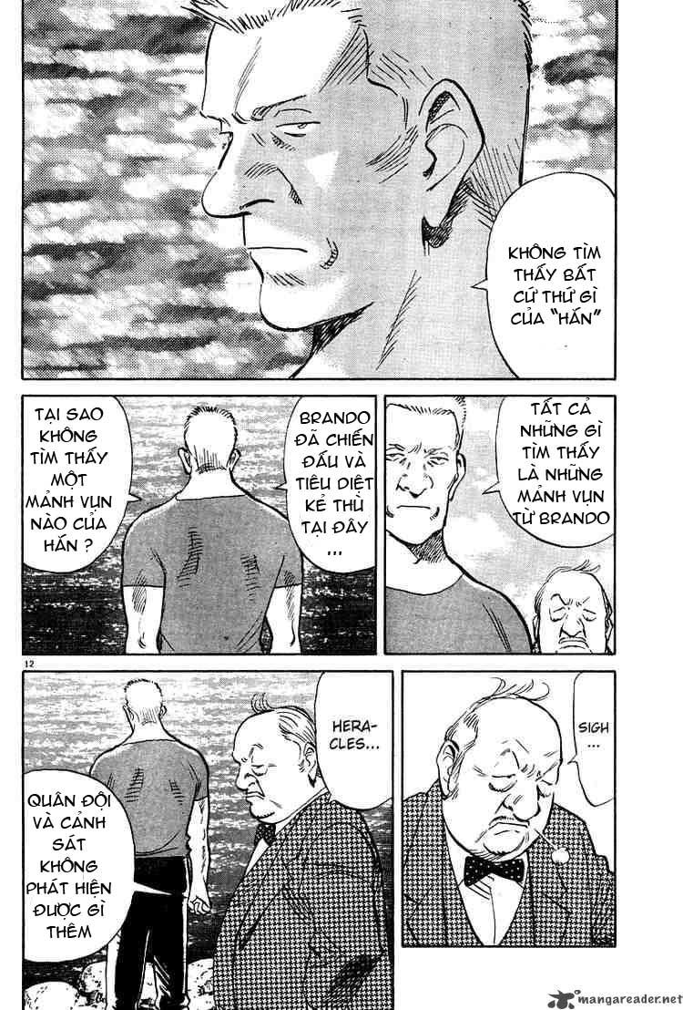 Pluto chapter 15 trang 12