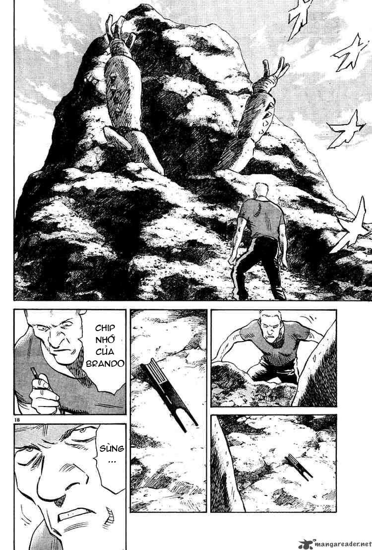 Pluto chapter 15 trang 18