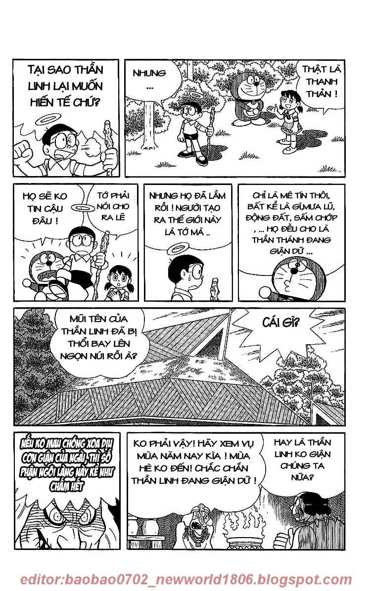 Daichouhen Doraemon chap 15 - Trang 82