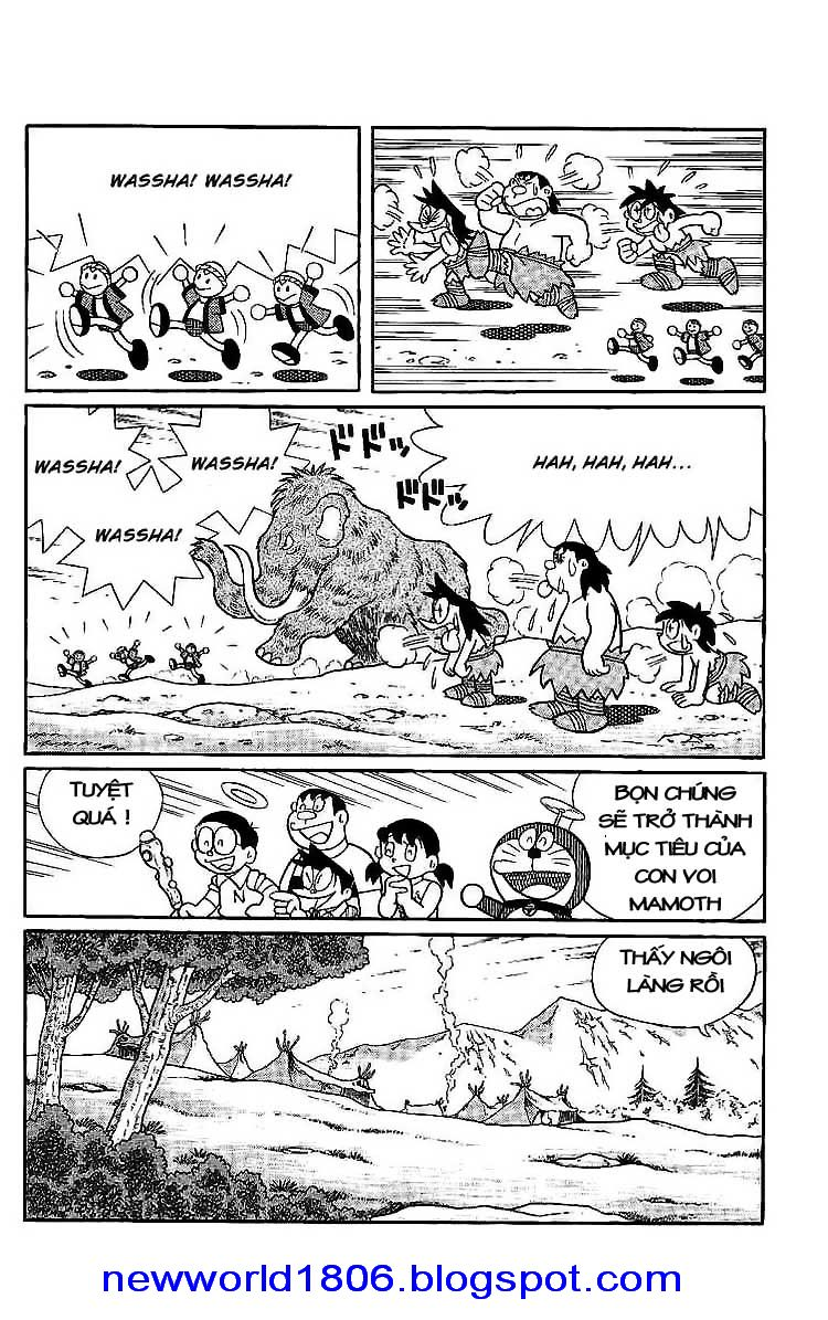 Daichouhen Doraemon chap 15 - Trang 68