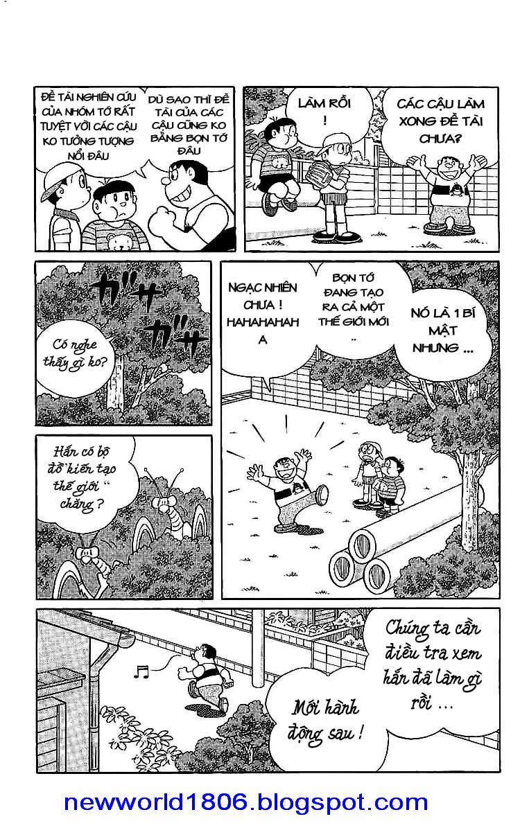 Daichouhen Doraemon chap 15 - Trang 71