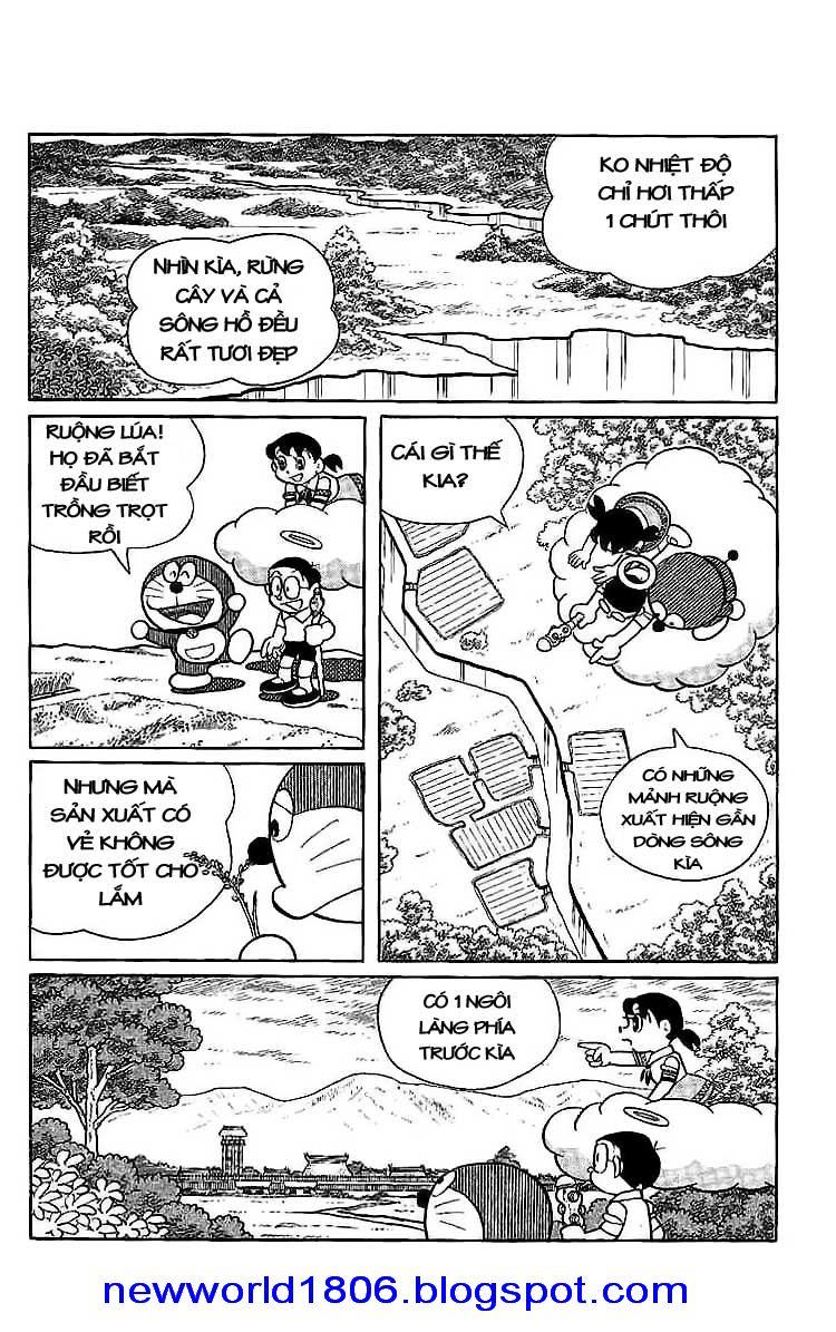 Daichouhen Doraemon chap 15 - Trang 74