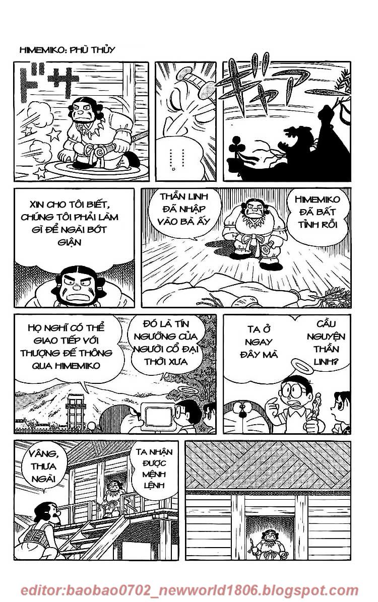 Daichouhen Doraemon chap 15 - Trang 78