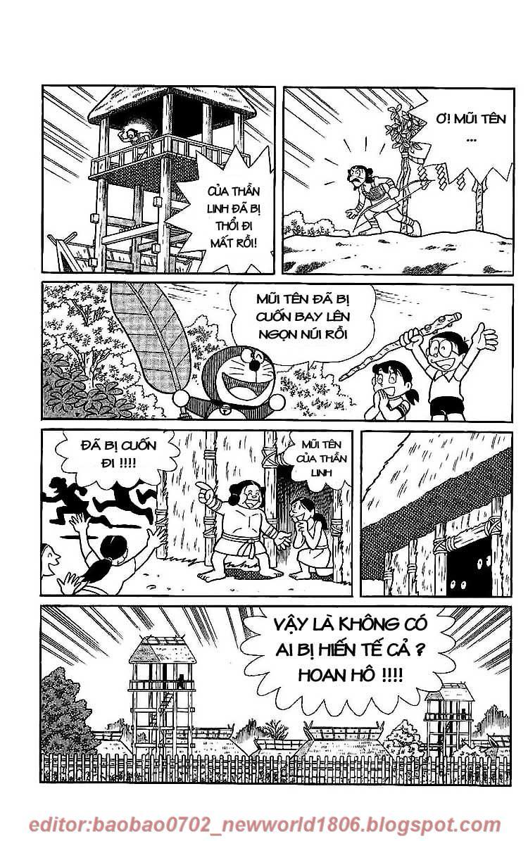 Daichouhen Doraemon chap 15 - Trang 81