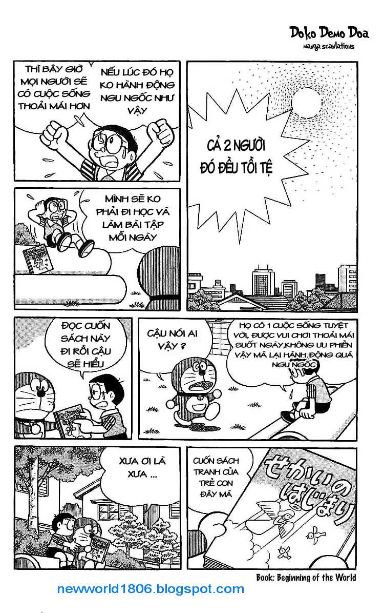 Daichouhen Doraemon chap 15 - Trang 2