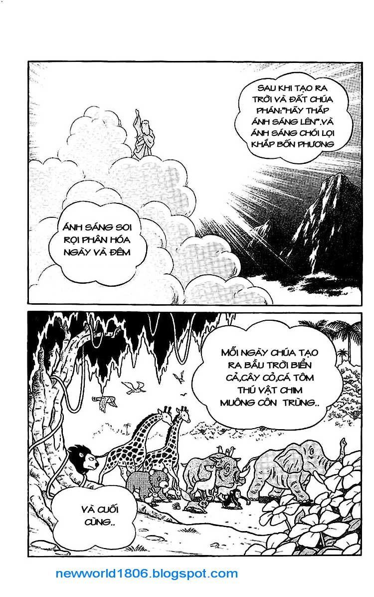 Daichouhen Doraemon chap 15 - Trang 3