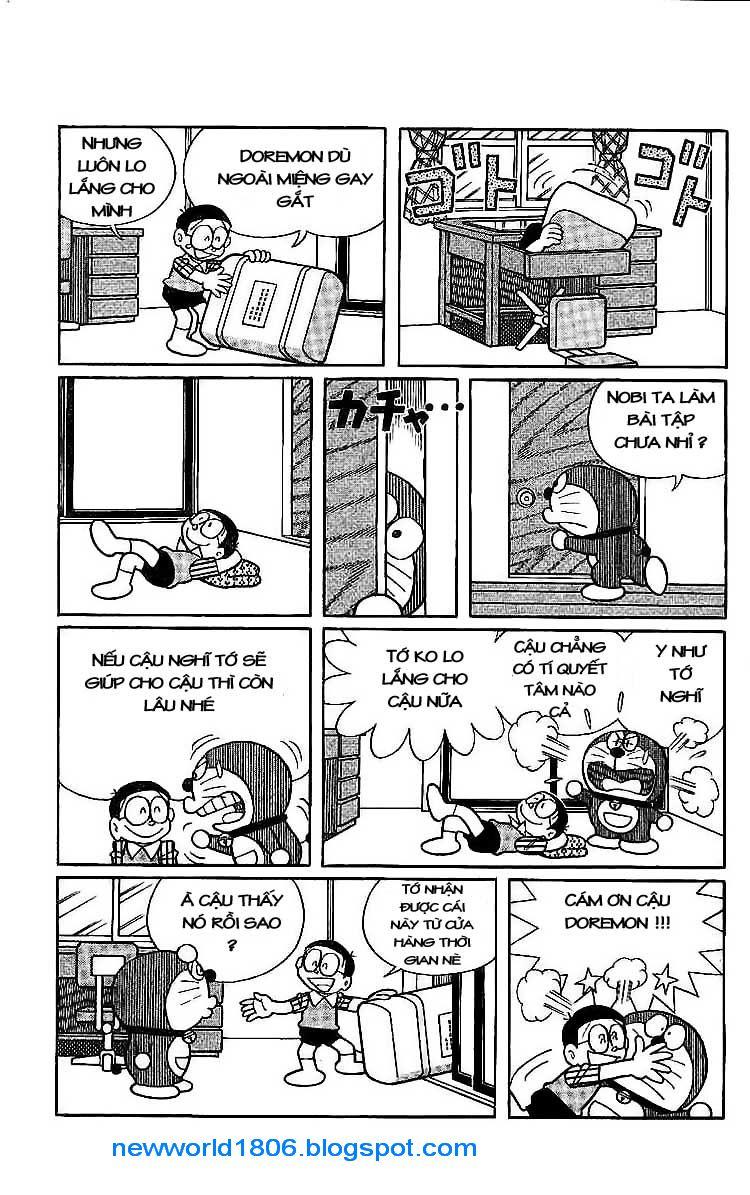 Daichouhen Doraemon chap 15 - Trang 15