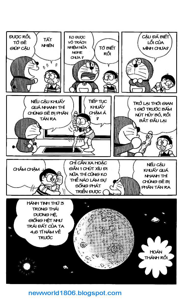 Daichouhen Doraemon chap 15 - Trang 28