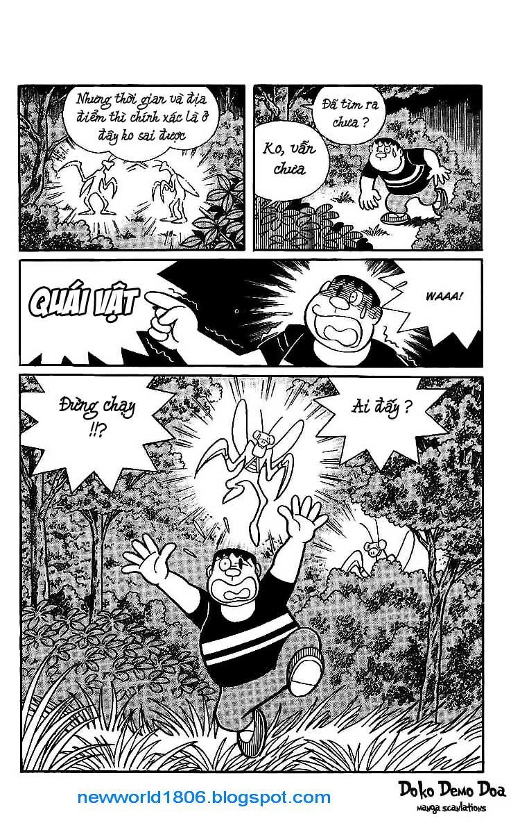 Daichouhen Doraemon chap 15 - Trang 30