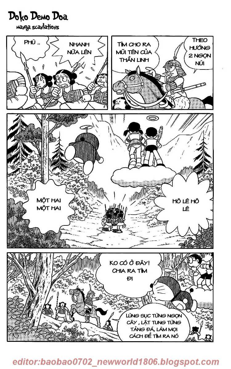 Daichouhen Doraemon chap 15 - Trang 84