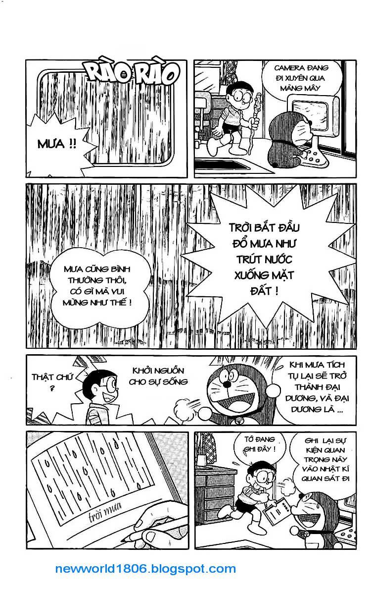 Daichouhen Doraemon chap 15 - Trang 35