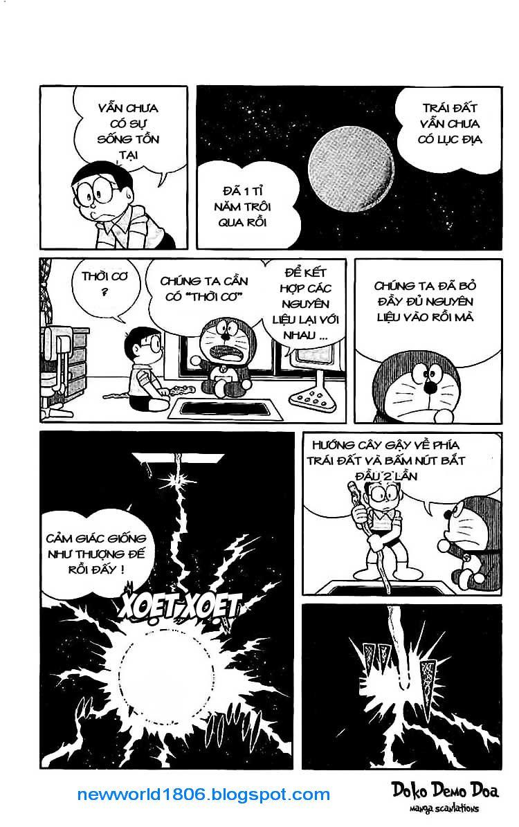 Daichouhen Doraemon chap 15 - Trang 37