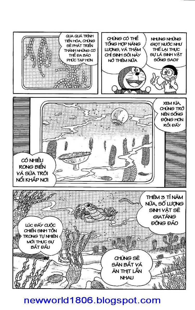 Daichouhen Doraemon chap 15 - Trang 39