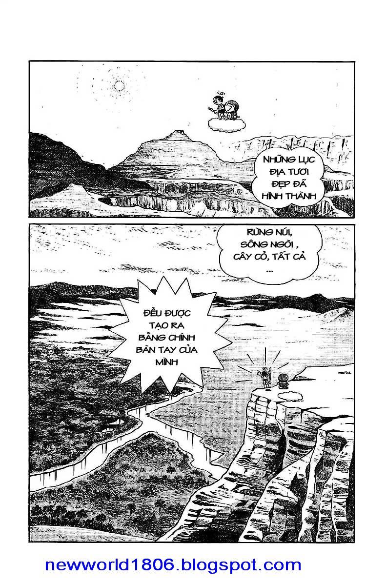 Daichouhen Doraemon chap 15 - Trang 41