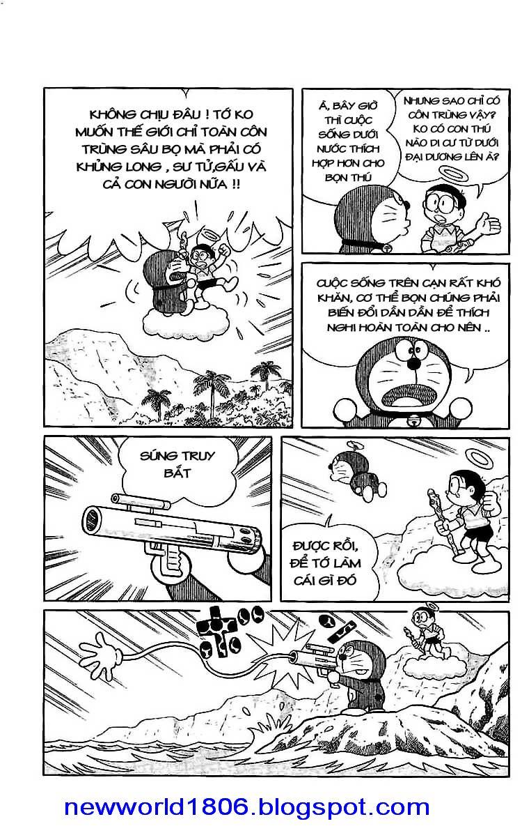 Daichouhen Doraemon chap 15 - Trang 43