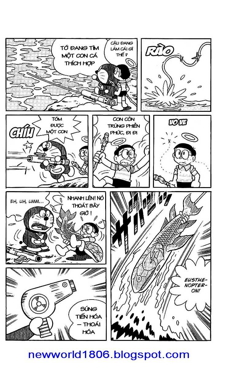 Daichouhen Doraemon chap 15 - Trang 44