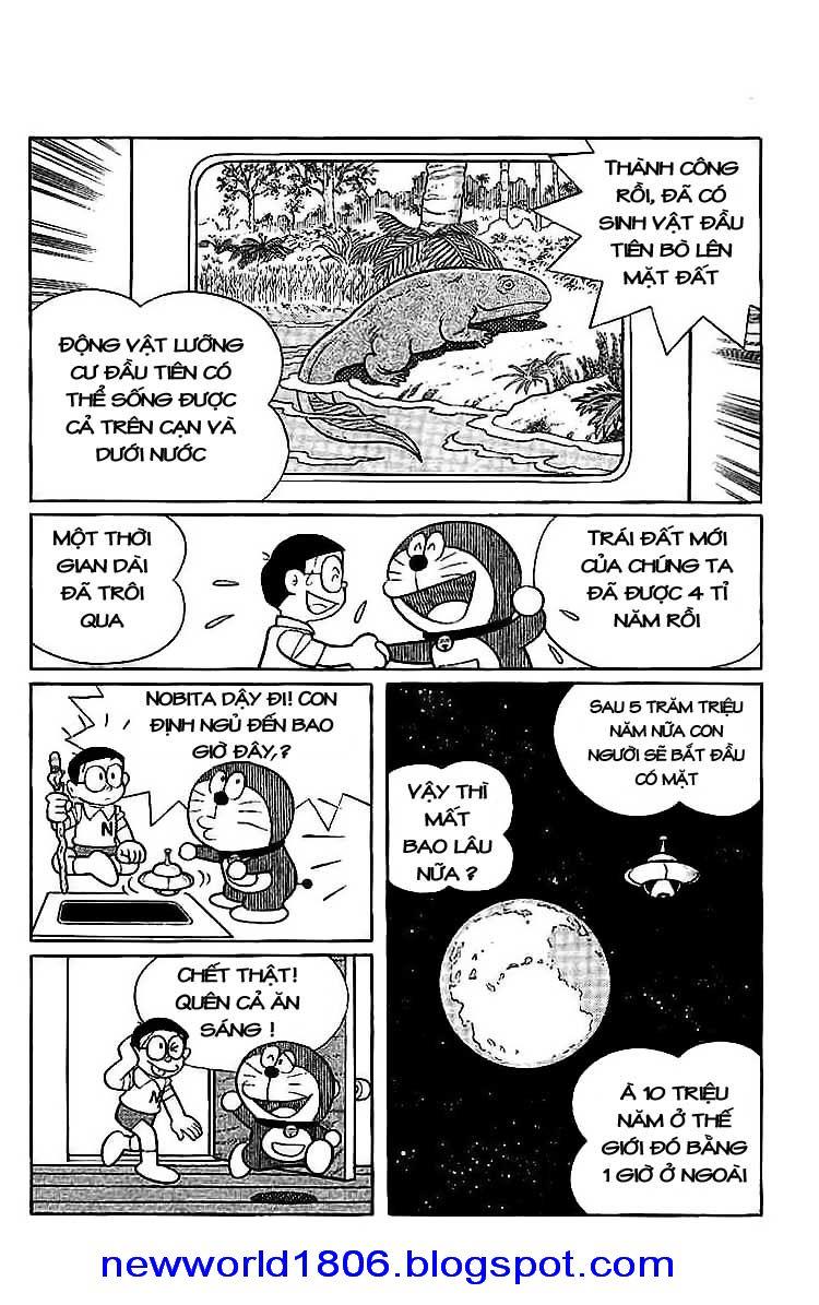 Daichouhen Doraemon chap 15 - Trang 46