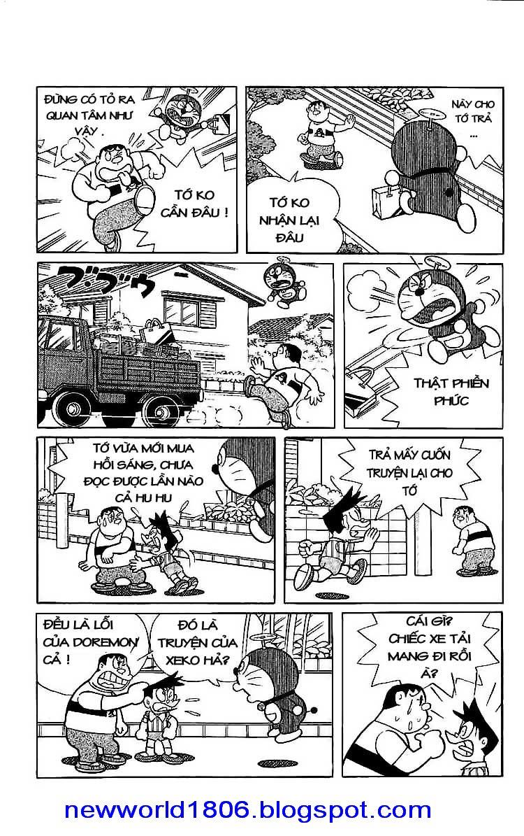 Daichouhen Doraemon chap 15 - Trang 53