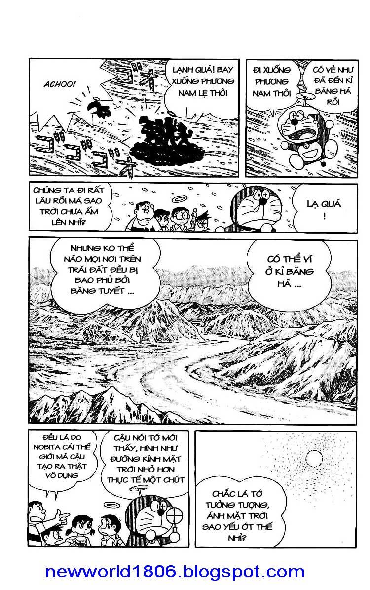 Daichouhen Doraemon chap 15 - Trang 57
