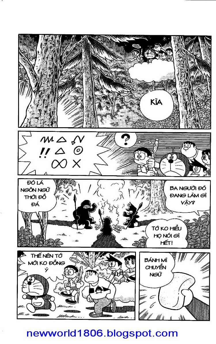 Daichouhen Doraemon chap 15 - Trang 59