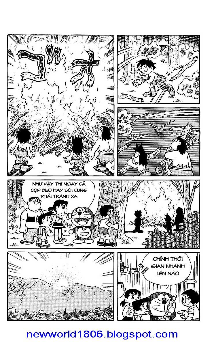 Daichouhen Doraemon chap 15 - Trang 62