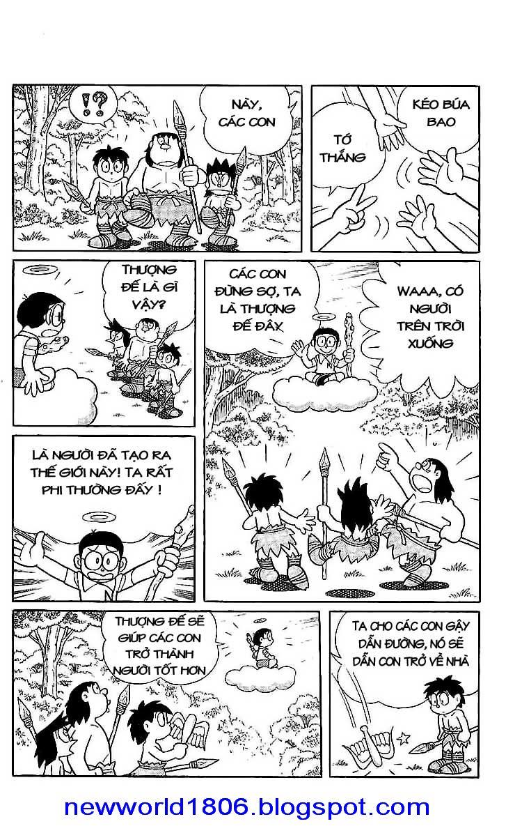 Daichouhen Doraemon chap 15 - Trang 64