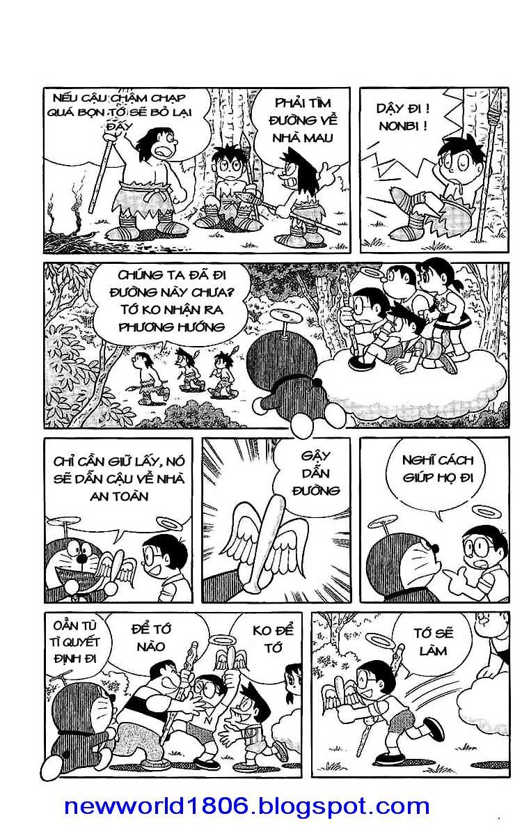 Daichouhen Doraemon chap 15 - Trang 63
