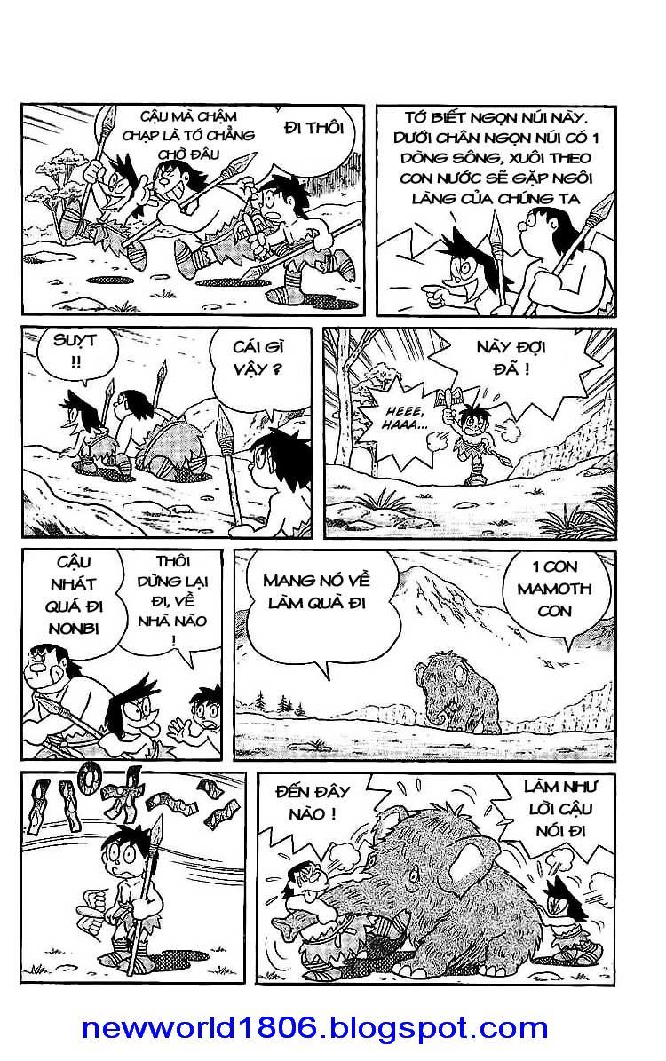 Daichouhen Doraemon chap 15 - Trang 66