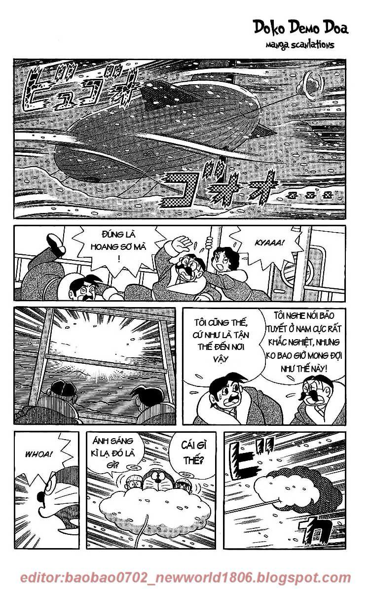 Daichouhen Doraemon chap 15 - Trang 161
