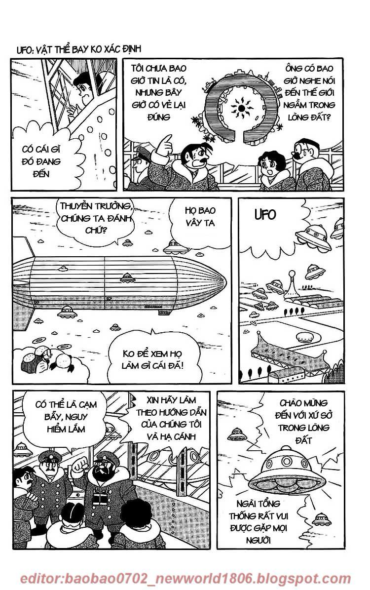 Daichouhen Doraemon chap 15 - Trang 167