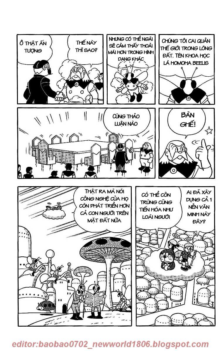Daichouhen Doraemon chap 15 - Trang 170