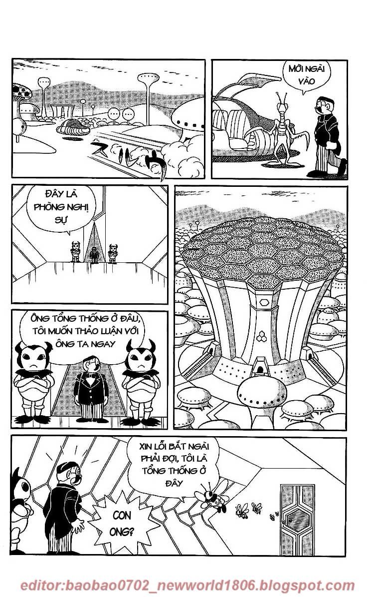 Daichouhen Doraemon chap 15 - Trang 169
