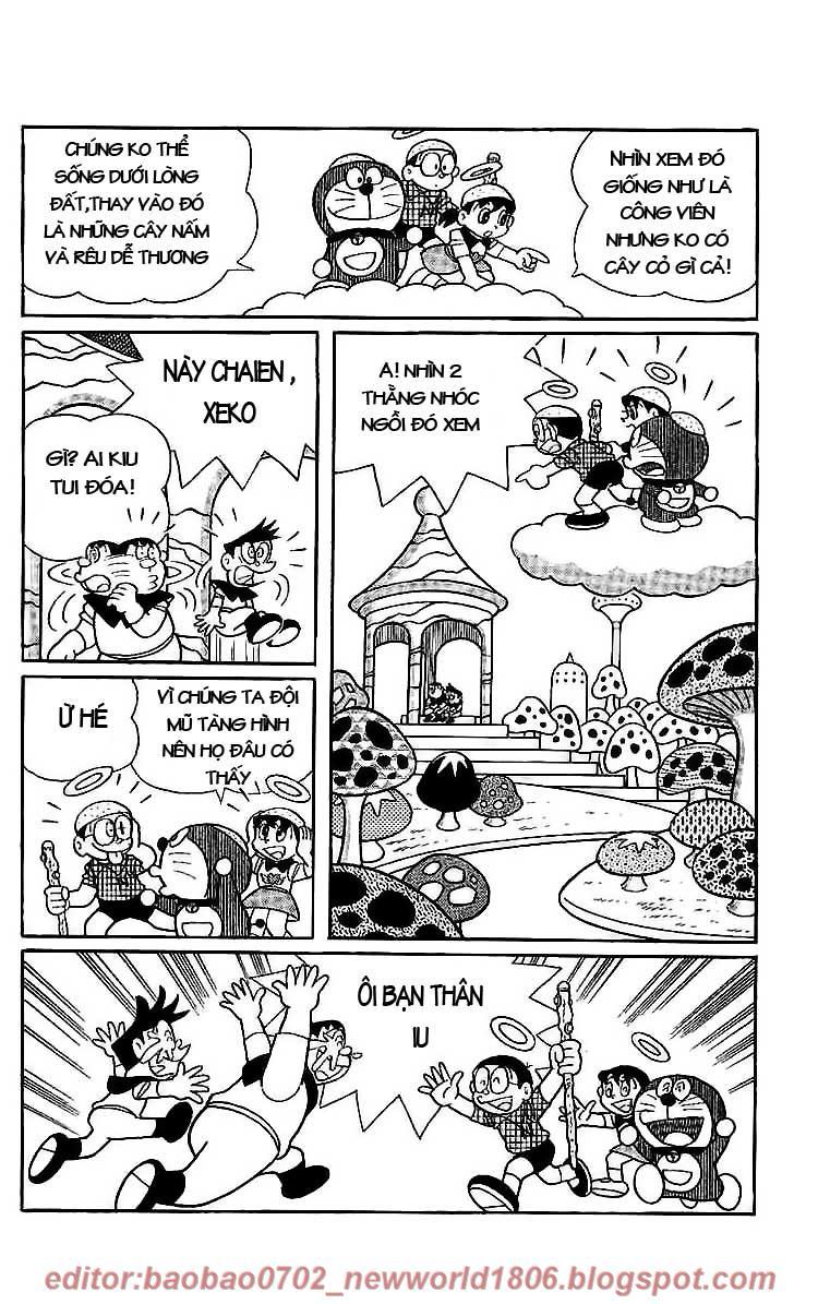 Daichouhen Doraemon chap 15 - Trang 171