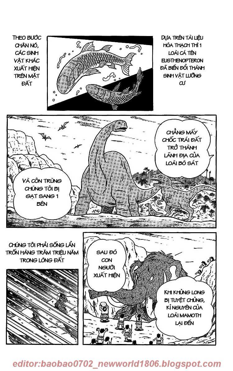 Daichouhen Doraemon chap 15 - Trang 173