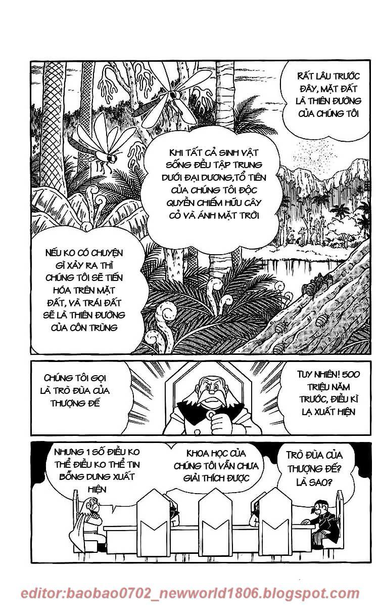 Daichouhen Doraemon chap 15 - Trang 172