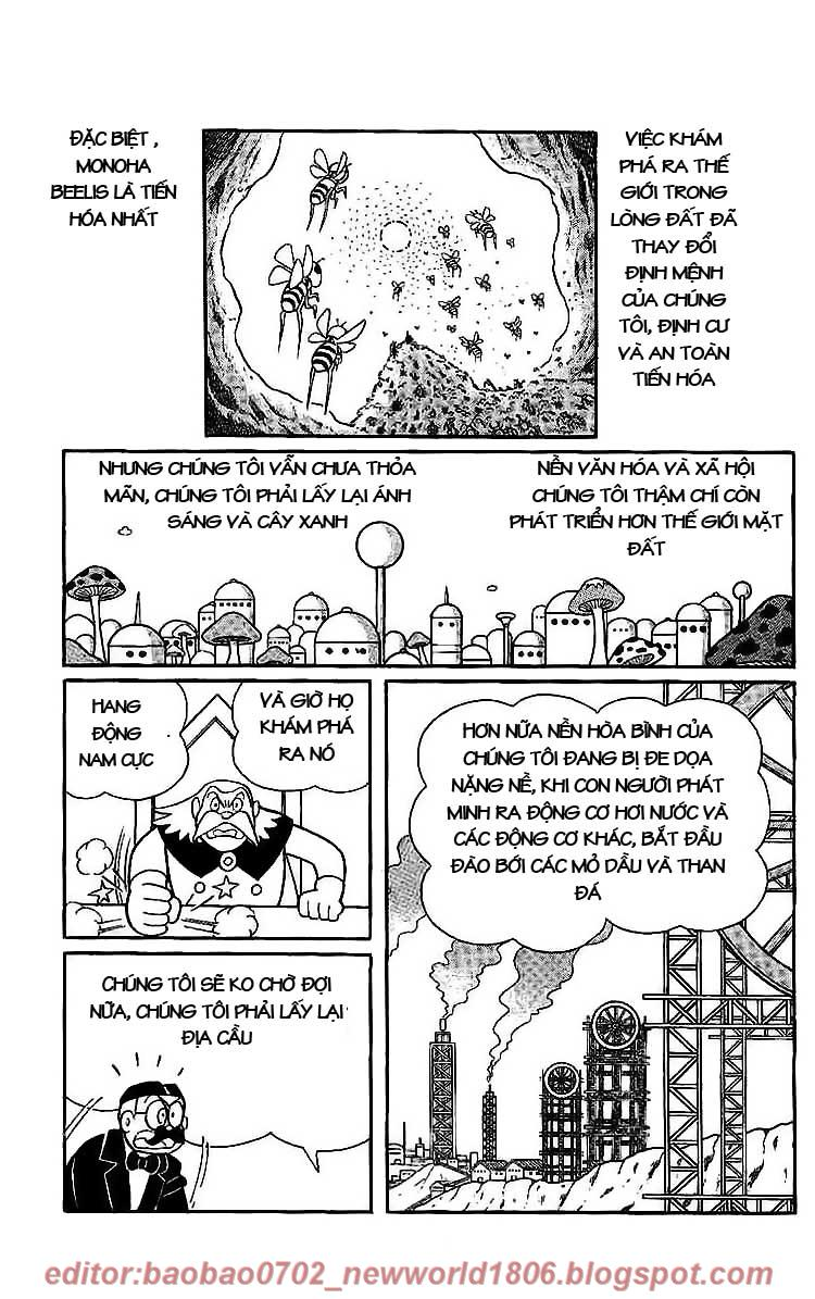 Daichouhen Doraemon chap 15 - Trang 174