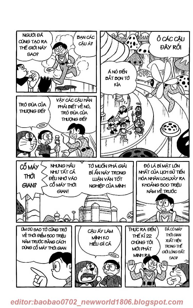 Daichouhen Doraemon chap 15 - Trang 176