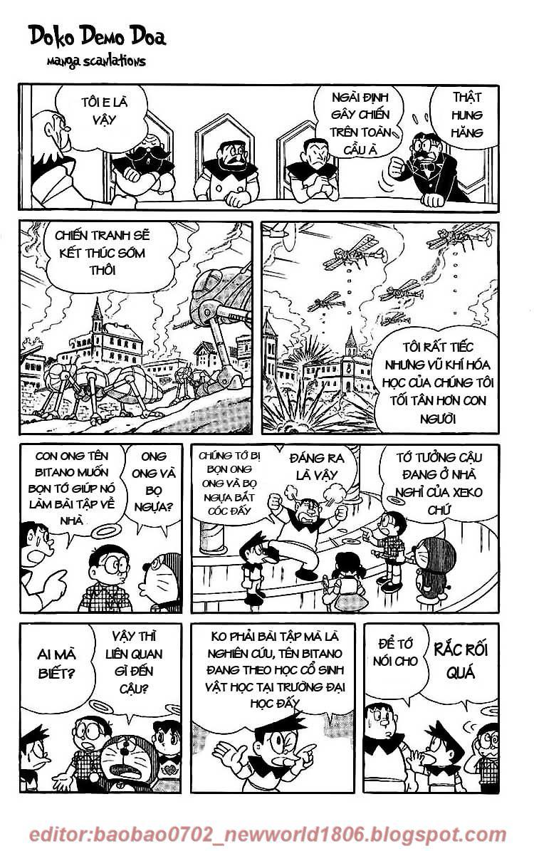 Daichouhen Doraemon chap 15 - Trang 175