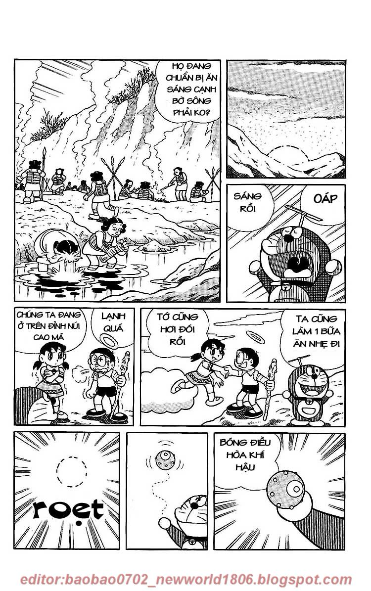 Daichouhen Doraemon chap 15 - Trang 88