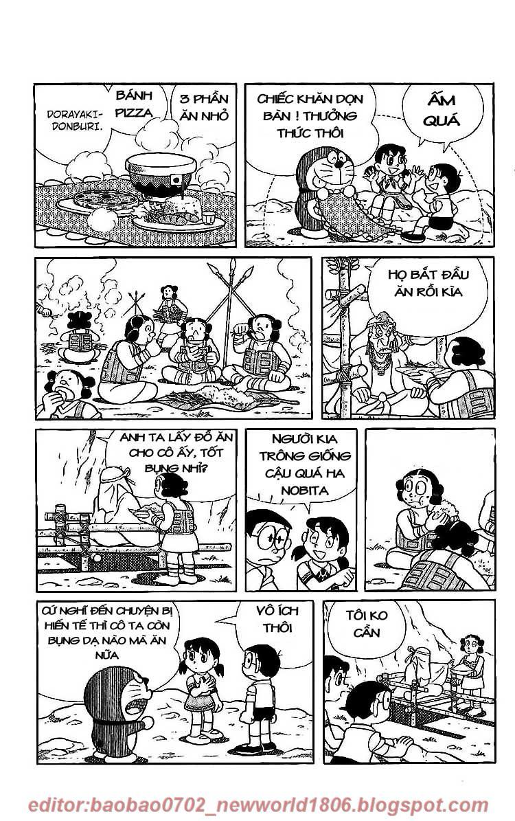 Daichouhen Doraemon chap 15 - Trang 89