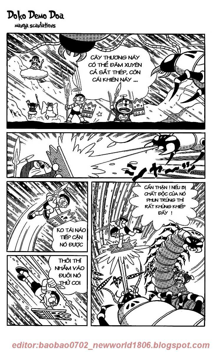 Daichouhen Doraemon chap 15 - Trang 98