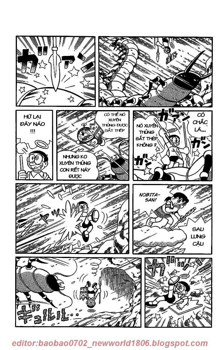 Daichouhen Doraemon chap 15 - Trang 99