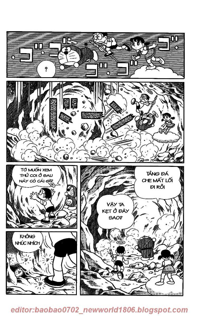 Daichouhen Doraemon chap 15 - Trang 102