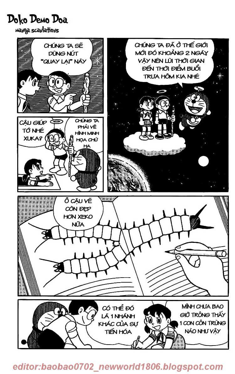 Daichouhen Doraemon chap 15 - Trang 105