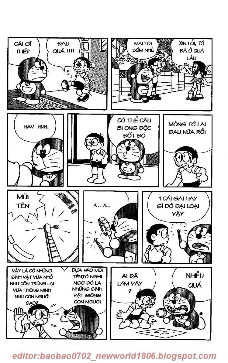 Daichouhen Doraemon chap 15 - Trang 106