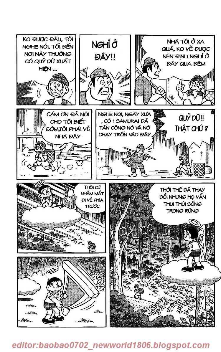 Daichouhen Doraemon chap 15 - Trang 117
