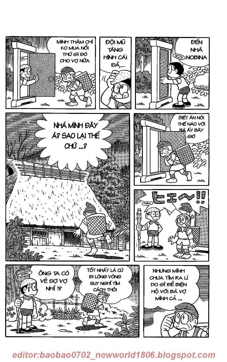 Daichouhen Doraemon chap 15 - Trang 118